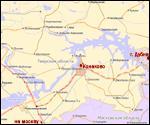Схема проезда до г.Конаково
